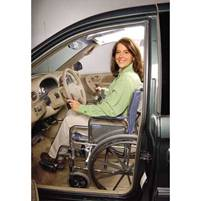 driving from wheelchair